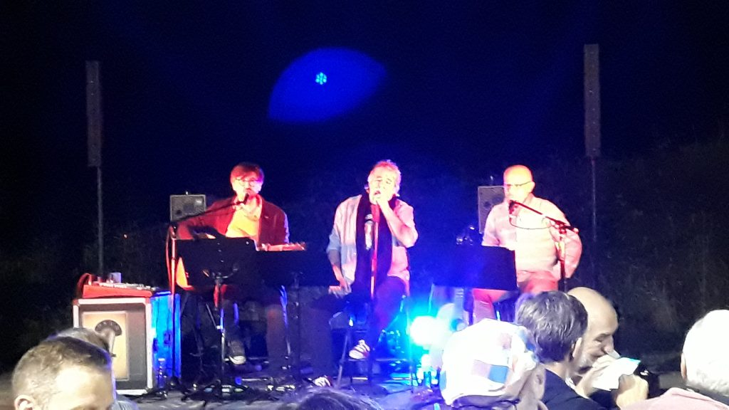 Oslo Trio Band à Salisquet